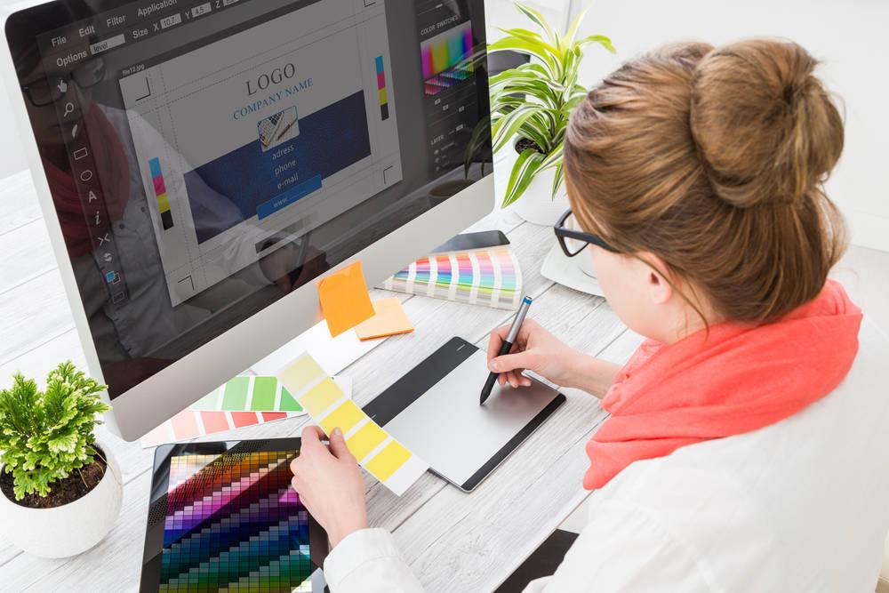 Diseño gráfico, creación y futuro de la mano